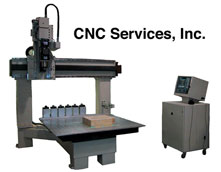 CNC Services Motionmaster Retrofit
