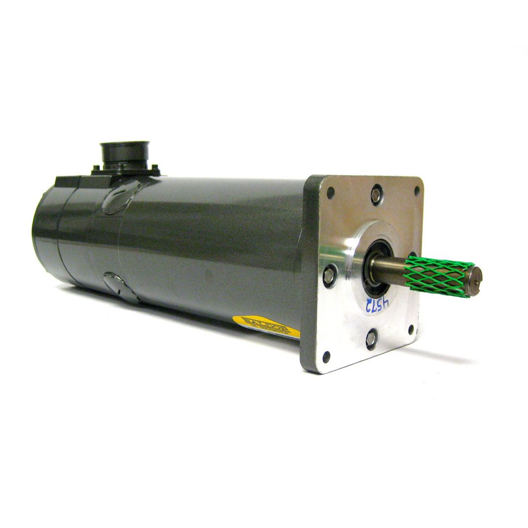Baldor abb mte 4090 blbce dc servo motor cnc parts dept for Servo motors and drives inc
