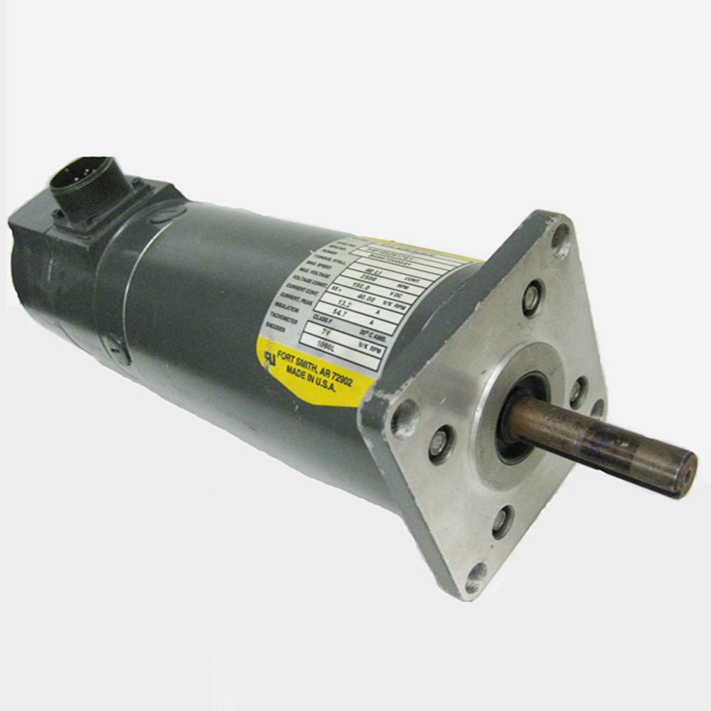 Baldor abb mte 4090 blbce dc servo motor cnc parts dept for Castellano electric motors inc