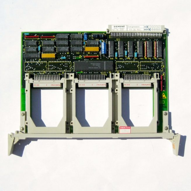 Siemens 810M 6FX1128-1BA00 Memory Module