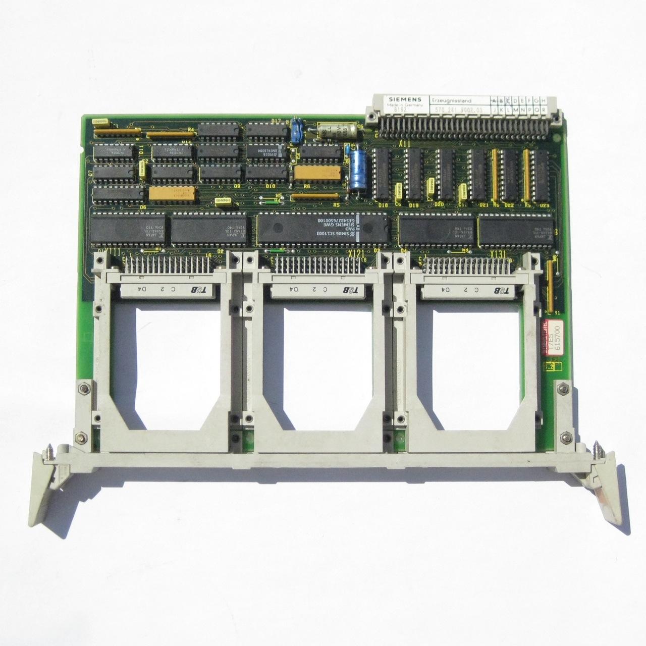 Siemens 6FX1128-1BB00 Memory Module
