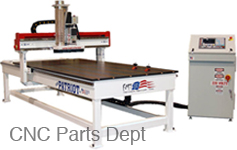 Patriot CNC Router by Freedom Machine Tool