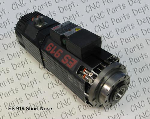 Hsd Es919 10 5hp Atc Spindle Motor W Short Nose