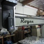 Royce Refurbished 5 Axis CNC