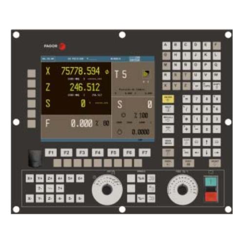 MON.55M 11-LCD Fagor 8055 CNC