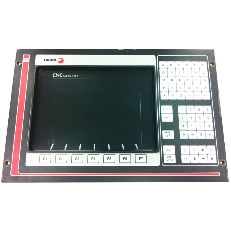 Fagor CNC 8050 14″ CRT to LCD Monitor Adapter Kit