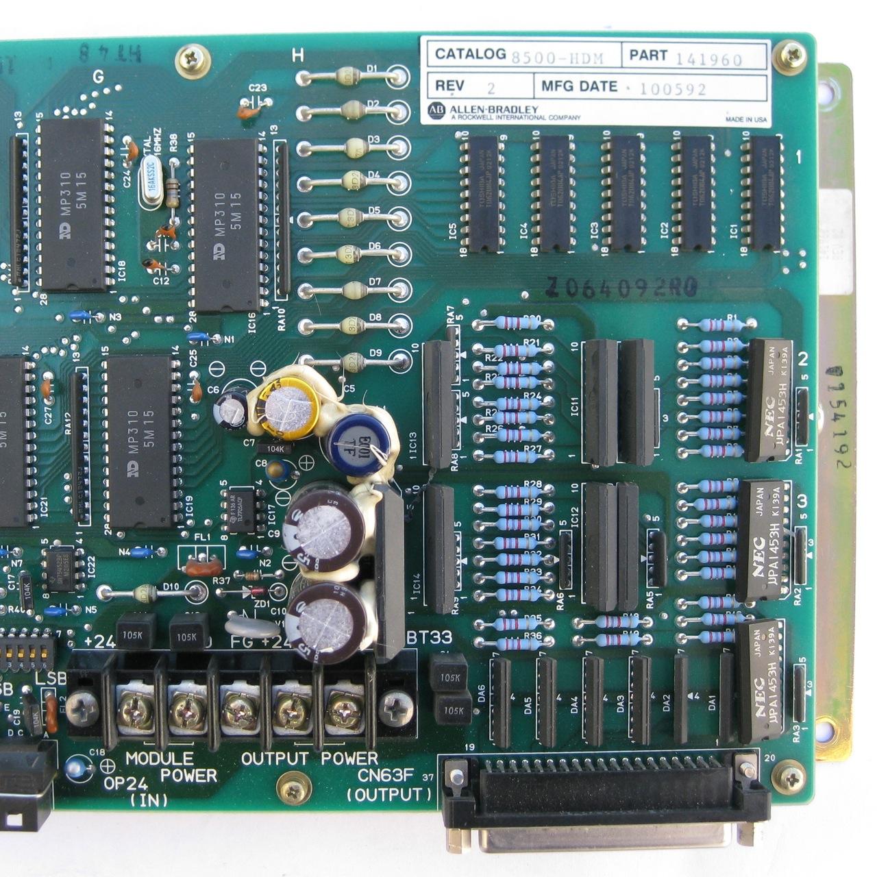 Allen-Bradley 8500-HDM