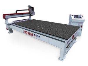FMT Patriot 3 Axis CNC Router 5'x10′