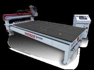 FMT Patriot 3 Axis CNC Router 5'x10′