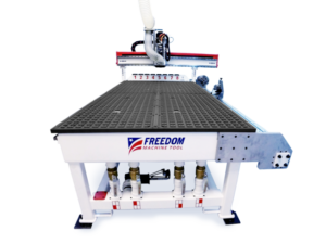 FMT Patriot 3 Axis CNC Router 4'x8′ Lathe