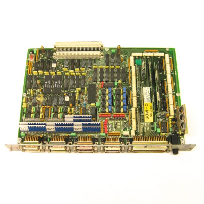 Fagor CNC 8055 axes