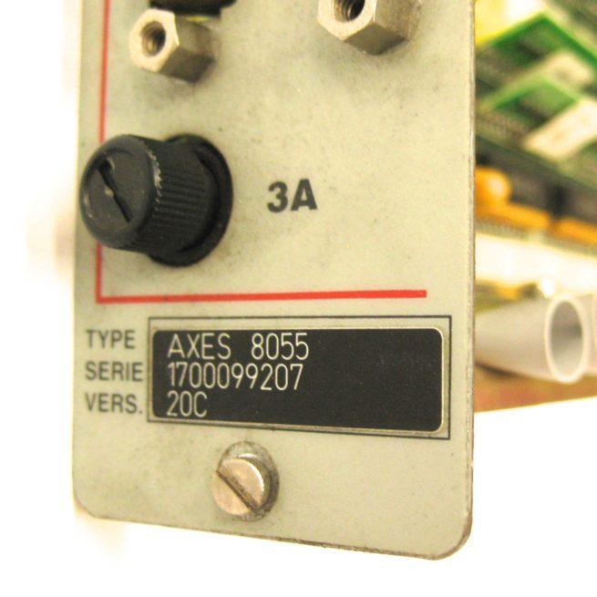 Fagor CNC 8055 AXES 3