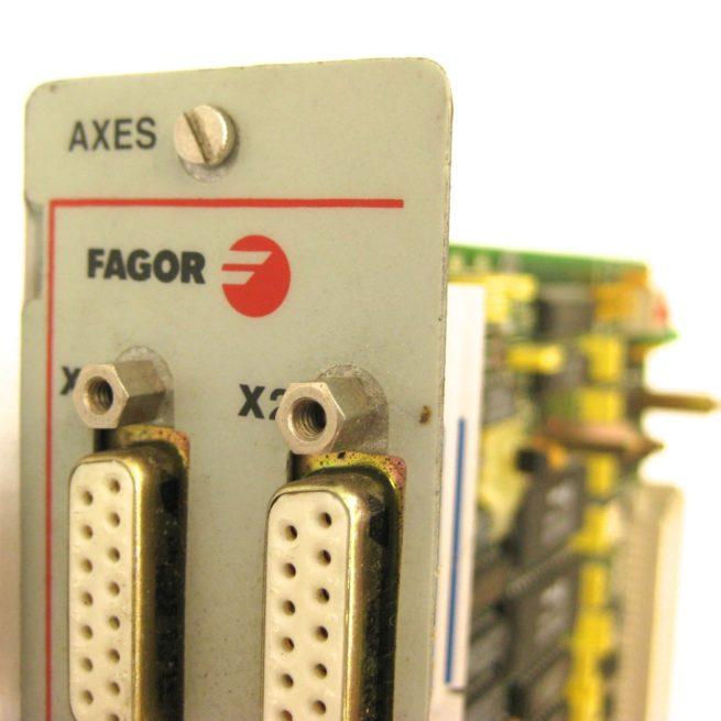 Fagor CNC 8055 AXES 6