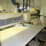 Motionmaster 3 axis CNC router w/ 8ft x 4ft moving table