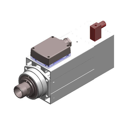 9 HP HSD USA MT1090 Collet Spindle Motor