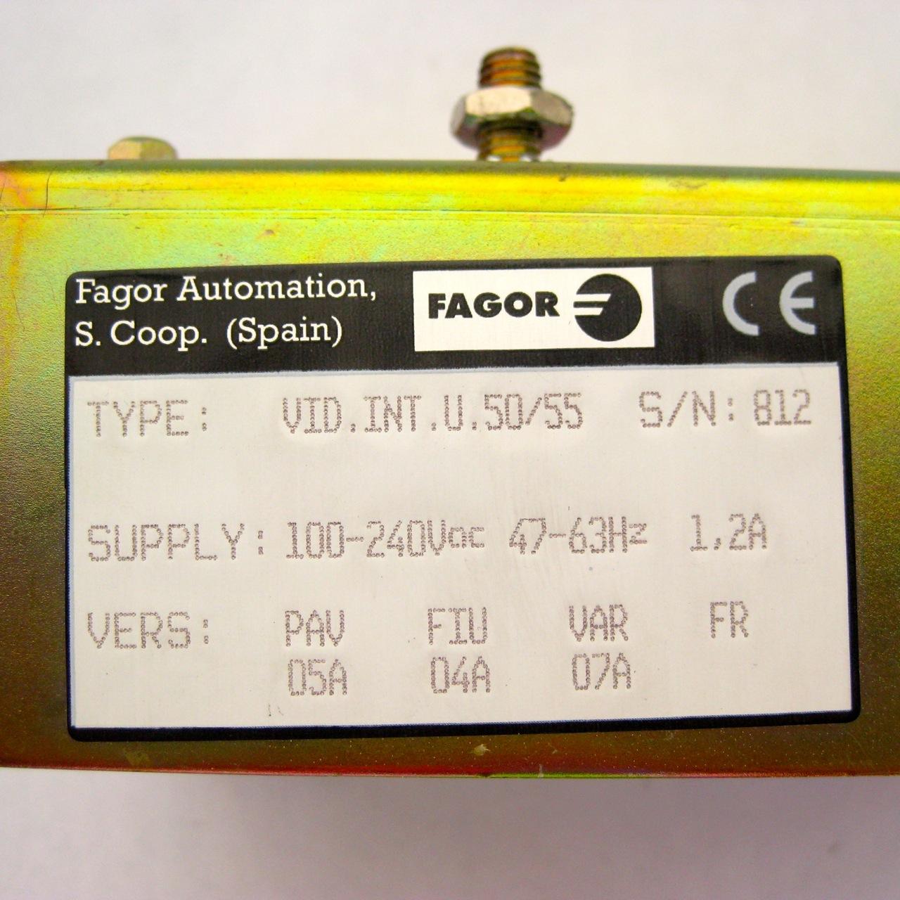 Fagor Automation 8C401001