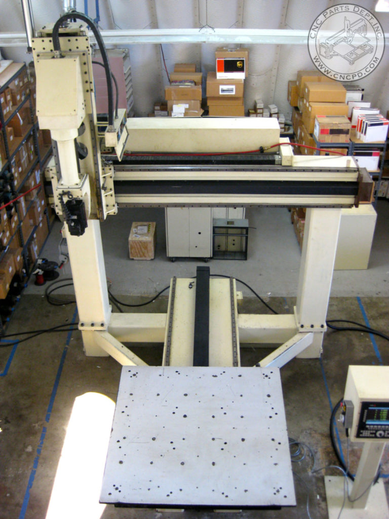 Motionmaster 5 axis CNC router E389 6