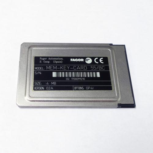 Fagor MEM-KEY-CARD-55/BC 1