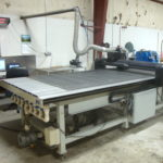 Multicam 3 Axis CNC router C414