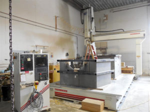 Thermwood 5 Axis CNC Router E408