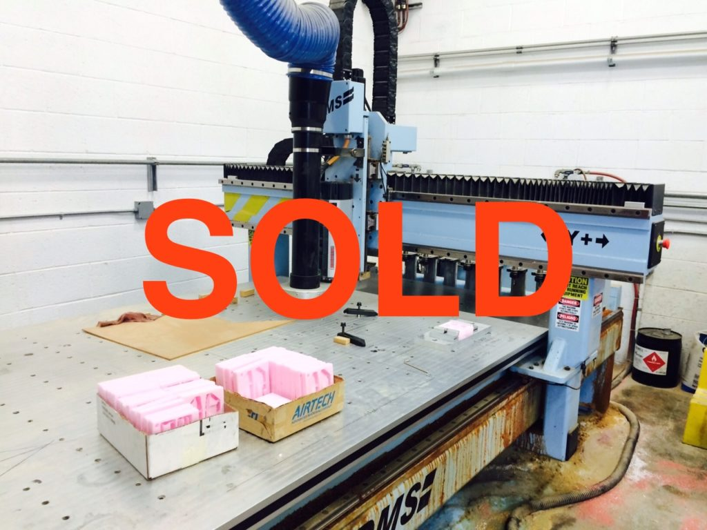 Sell your CNC Router