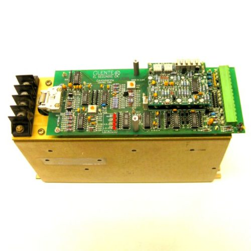 Glentek GA4569EPA-80-1 Servo Amplifier