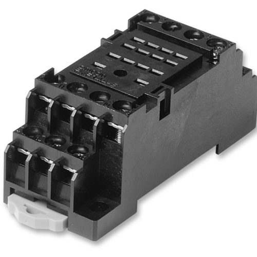 Omron PYF14A-E power relay socket