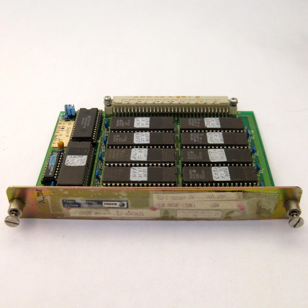 Fagor CNC 8050 80500106