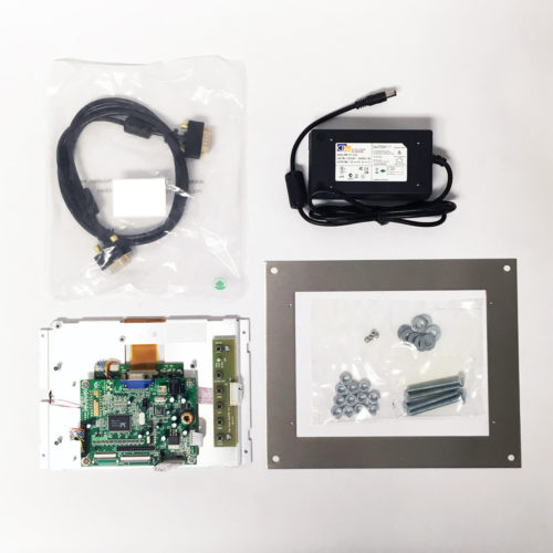 Fagor 10in CRT to LCD Monitor Adapter Kit 00