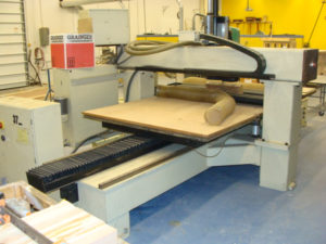 Motionmaster 3 Axis CNC Router C357