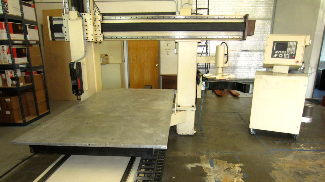 Motionmaster 3 Axis CNC Router For Sale