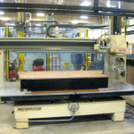 Motionmaster 5 Axis CNC Router w/ Twin 5'x5' Tables (#E444)
