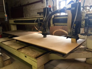 Motionmaster 3 Axis CNC Router C448
