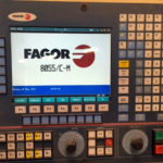 Fagor 8055 C-M controller for Motionmaster CNC router