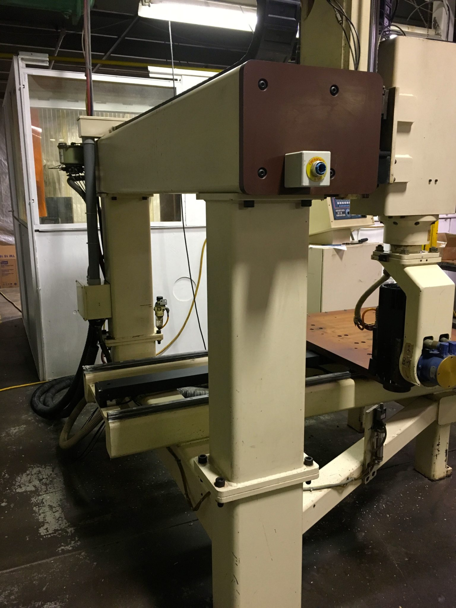 Motionmaster 3 X4 5 Axis Cnc Router E449