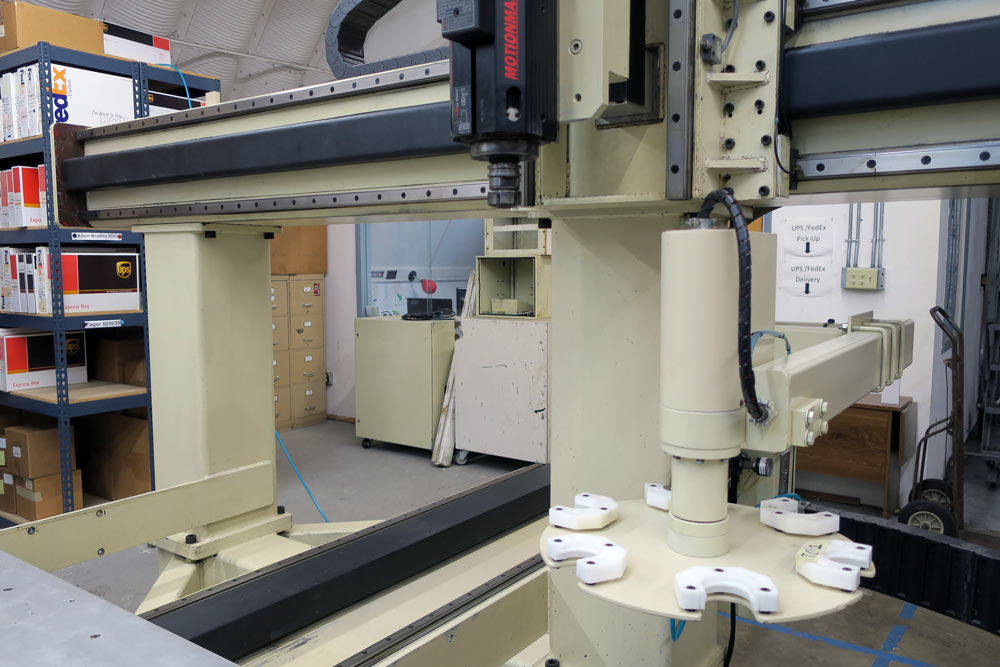 Motionmaster 3 Axis CNC Router C392 3