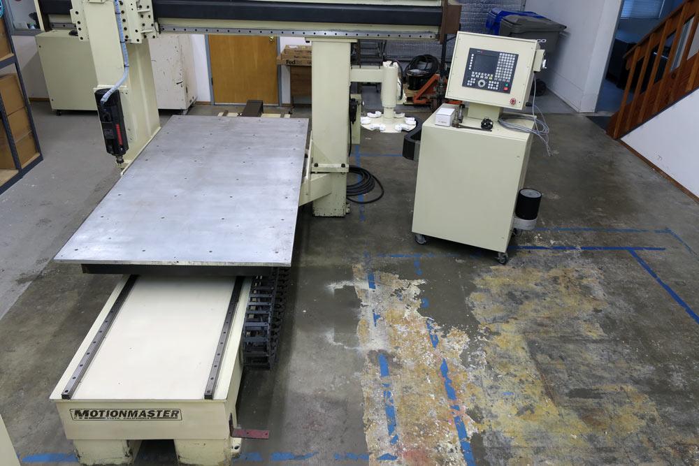Motionmaster CNC Router C392 2
