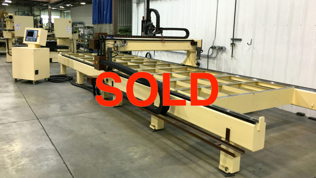 Refurbished 3 Axis Motionmaster-CNC Router C453