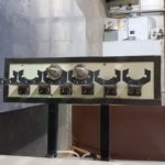 Thermwood 5 Axis CNC Router Tool Rack