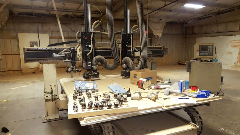 Motionmaster 3 Axis CNC Router C460 - 1