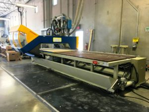 CMS TRIAX 3 Axis CNC Router C473