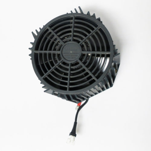 hsd spindle motor cooling fan