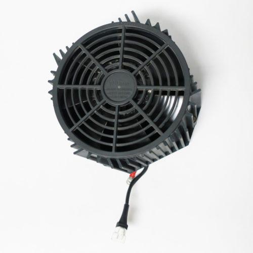 hsd spindle motor cooling fan