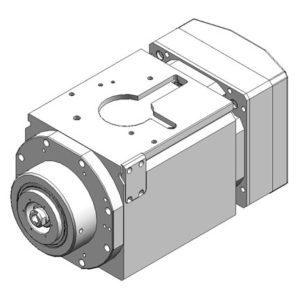 Hsd Es929 10hp Atc Spindle Motor A6161h0822 Cnc Parts Dept Inc