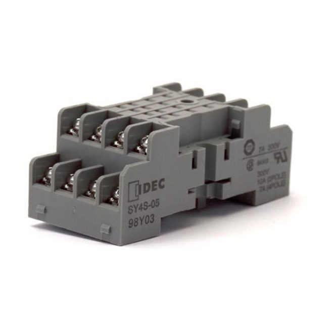 IDEC Corporation SY4S 05 socket