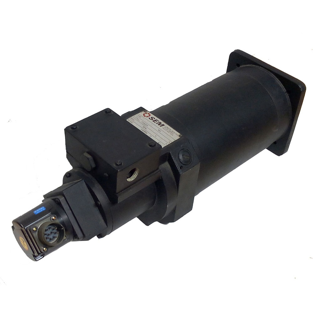 Sem mt40w4 90 dc brush servo motor cnc parts dept inc for Servo motors and drives inc