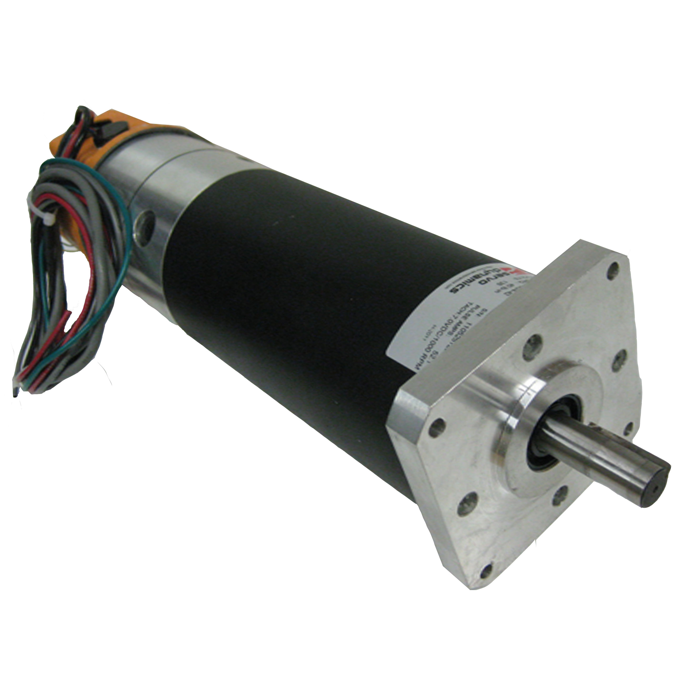 Servo dynamics mts30u4 42 dc brush servo motor cnc parts for Servo motors and drives inc
