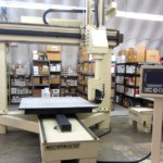 Motionmaster 5 Axis CNC Router E389