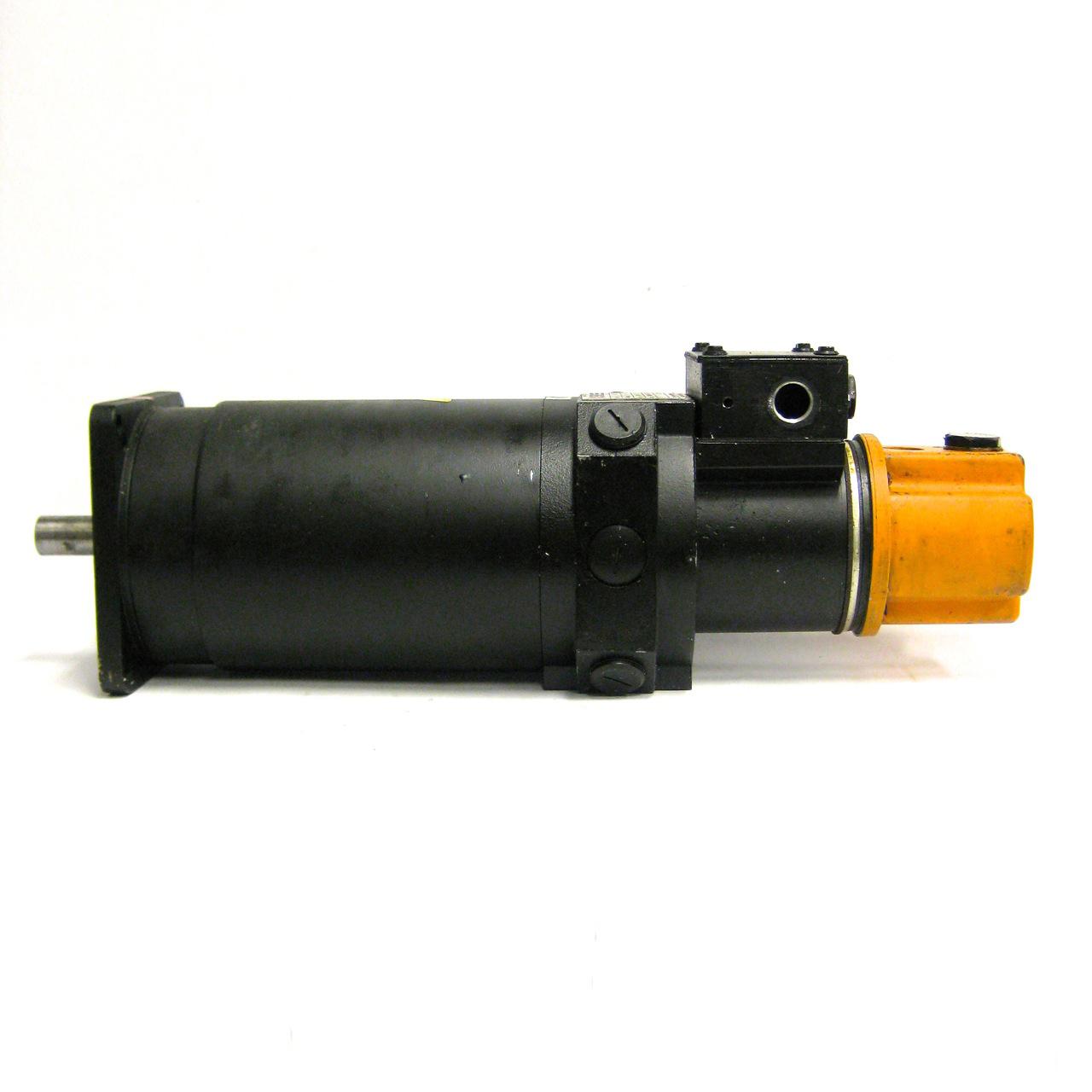 Sem Mt40w4 68 Dc Servo Motor