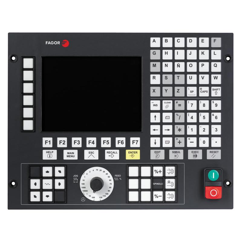 Fagor 8037 CNC
